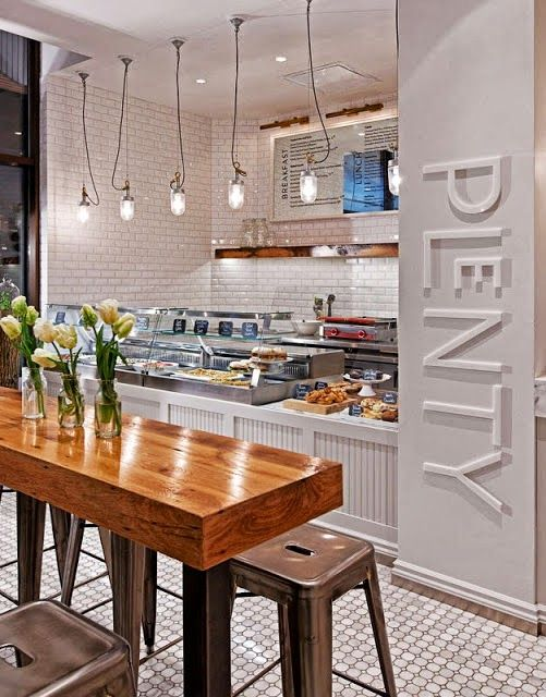 Brooklyn Berry DesignsCafe Plenty - Restaurant Design Toronto | Brooklyn Berry Designs