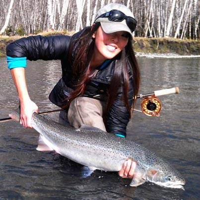 Steelhead for more fly fishing info follow and subscribe for Fly fishing for steelhead