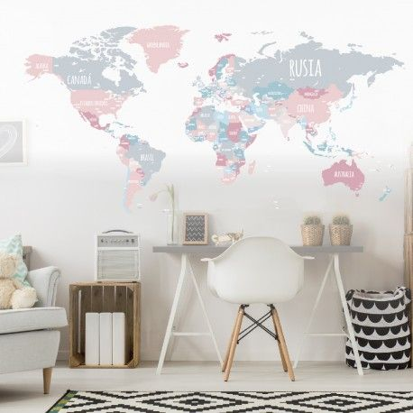 Best 25 Mapamundi politico ideas on Pinterest  Mapa del mundo