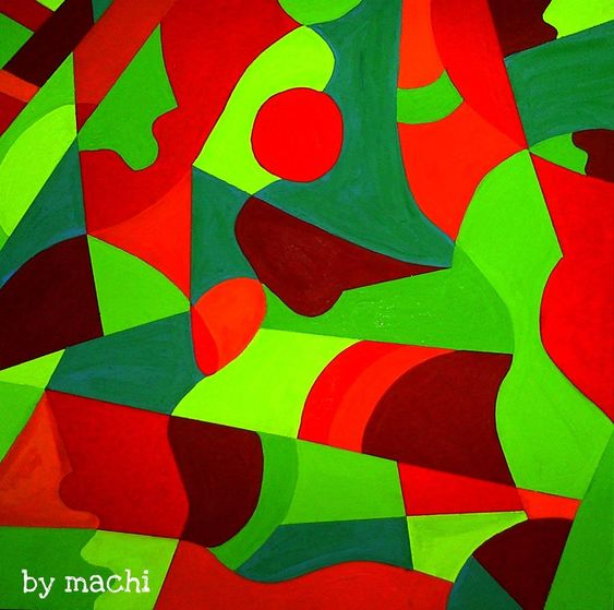 Abstract Complementary Color By 311007 Jpg 900 893 Complementary Colors Double Complementary Colors Color Lessons