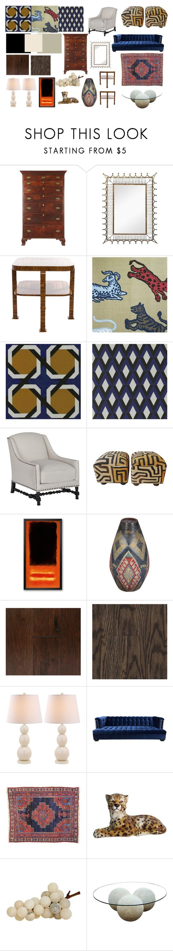 """""""Living Room Mood Board"""" by betty-king-pope ❤ liked on Polyvore featuring interior, interiors, interior design, home, home decor, interior decorating, Mirror Image Home, Sandberg Furniture, Somette and Safavieh"""