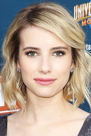 Emma Roberts Dyed Her Hair the Prettiest Champagne Pop'Blonde