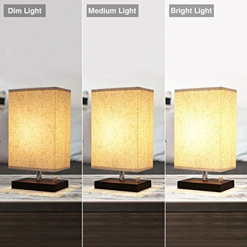 Top 10 Table Lamp With Dimmer Switch Of 2020 No Place Called Home Table Lamp Bedside Table Lamps Table Lamps For Bedroom