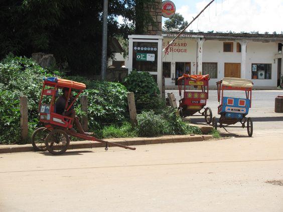 Malagasy pousse-pousse