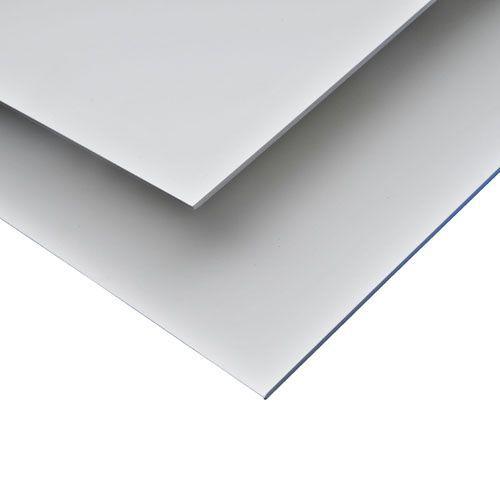 Standard 3mm Foam PVC Matt White Cladding - 1220mm x 1220mm