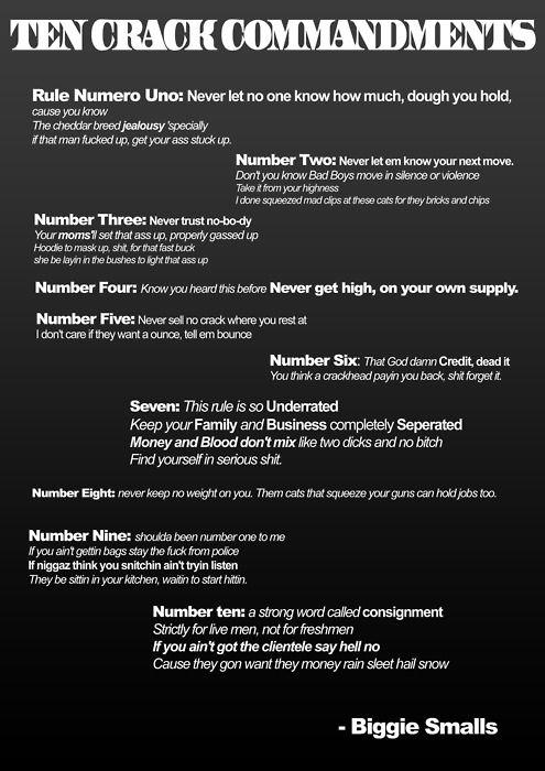 notorious big 10 crack commandments  adobe