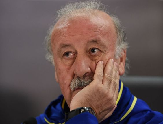 Vicente del Bosque Frustasi Karena Ditahan Timnas Rumania