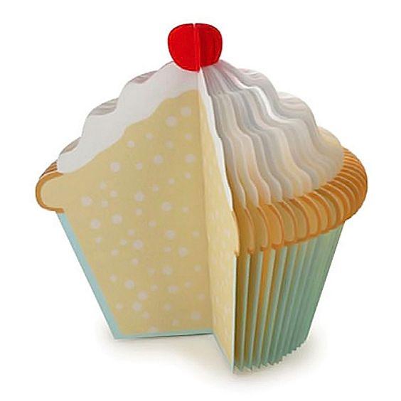 Memo Pad Cupcake from Picsity.com