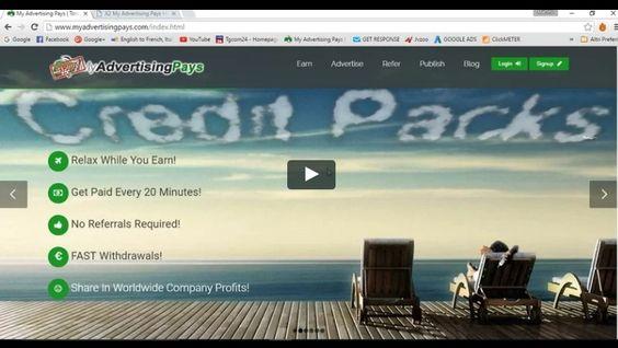 lavora con la pubblicità online
