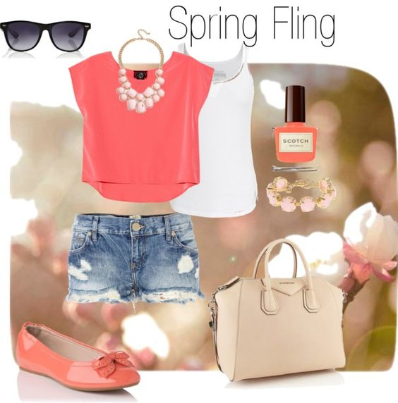"""""""Spring Fling"""" by emily-cromwell on Polyvore"""
