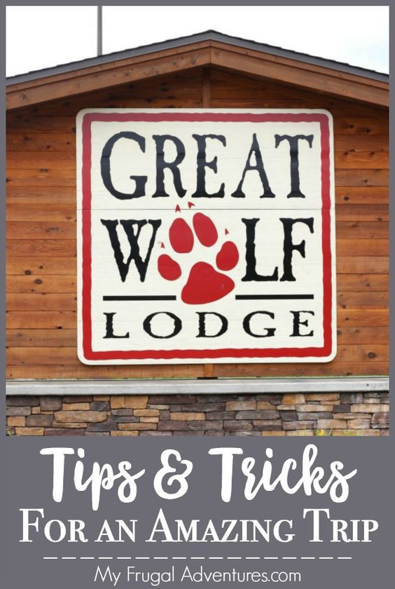 Awesome tips and tricks for an amazing vacation at Great Wolf Lodge. Saving money, what to pack and more!
