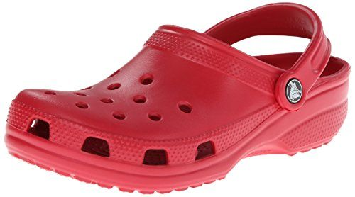 Crocs Unisex Classic Clog, Pepper, Women's 8 US M / Men's 6 US M