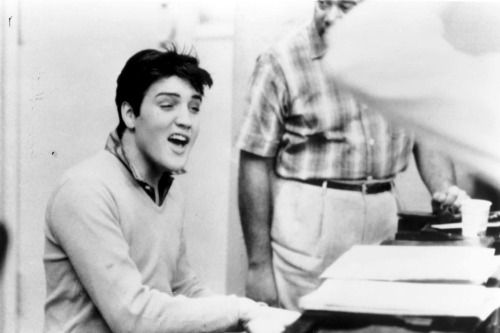 Image result for Elvis Presley, January 16, 1958