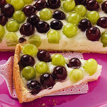 Trauben-Holler-Kuchen