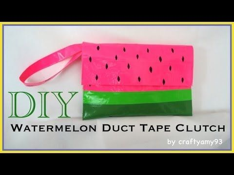 DIY water melon - sangria - all the nice tutorials