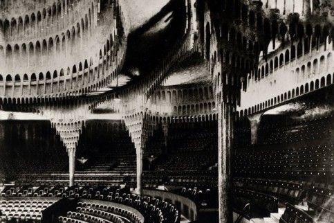 Hans Poelzig | Großes Schauspielhaus, Berlin | 1919