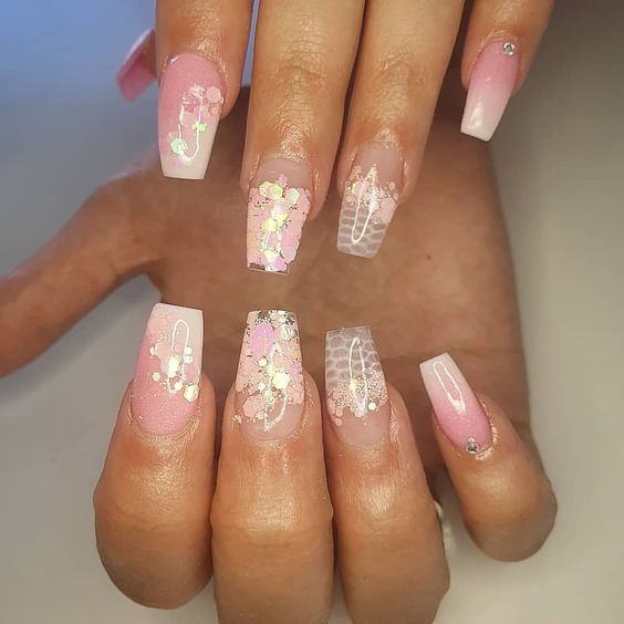 Cjp Tooth Fairy Cjp Nail Systems Official Glitterarty Nails1 Nail Art Nail Art Nails Tooth Fairy