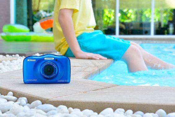 COOLPIXS33 Waterproof Shockproof Compacts numériques Appareils photo numériques