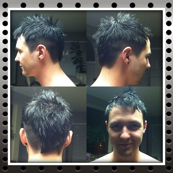 Devil May Cry, Devil And Men's Haircuts On Pinterest