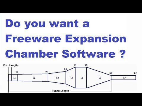 How To Design A Two Stroke Expansion Chamber Performance Exhaust Step 7 Youtube In 2020 Performance Exhaust The Expanse Exhausted