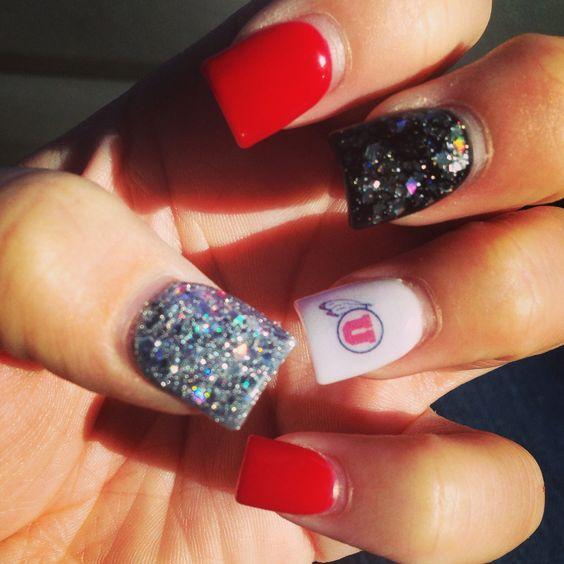 Go Utes Nails!!