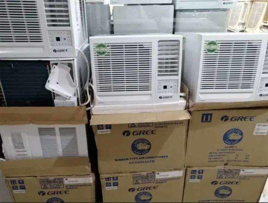 Window Ac 0 75 Ton Gree General Vodacon Inverter Ac In 2020 Inverter Ac Gree Windows