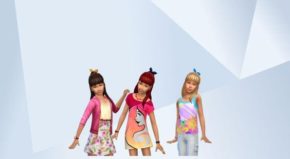 Confira esta família/grupo na Galeria do The Sims 4! -