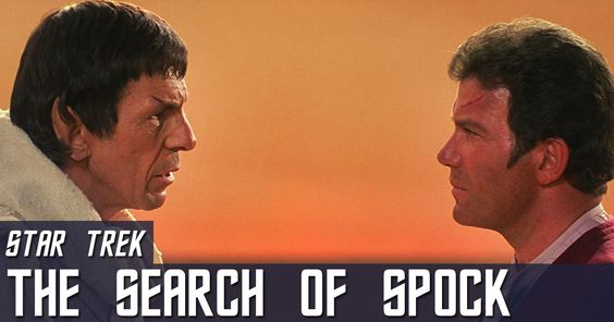Star Trek: The Search of Spock