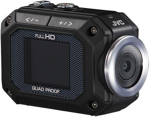 JVC GC-XA1 ADIXXION POV Action Camera + Video Examples