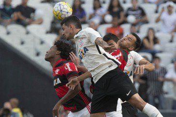 Pedro Henrique fez grande partida contra o Flamengo, no último domingo