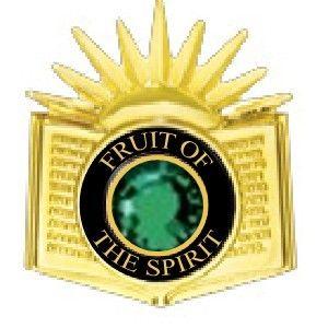 Fruit of the Spirit Award Butterfly