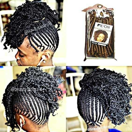 Crochet Hair Orlando : hair senegalese twists twist updo twist hair flat twist hair braids ...