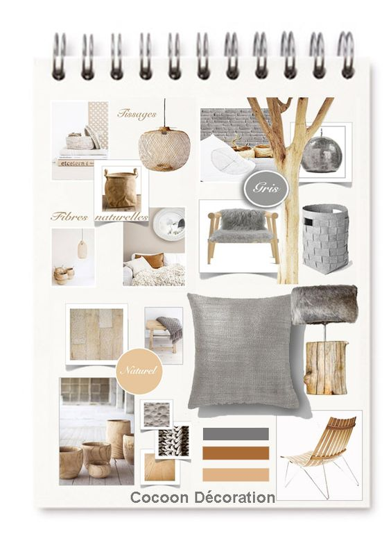 Planche tendance cocoon d coration cocoon for Belle decoration d interieur
