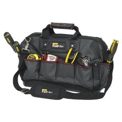 Stanleyhandtools Fatmax Open Mouth Tool Bag Tool Bag Garden Tool Bag Replacement Handles