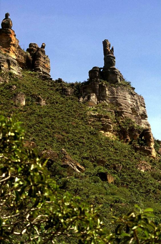 Brasil - Parque Estadual do Jalapão - Tocantins -: