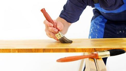 Holzschutz Mit Lack Lasur Ol Wissen Und Tipps Obi Holzschutz Holz Lasieren Holz