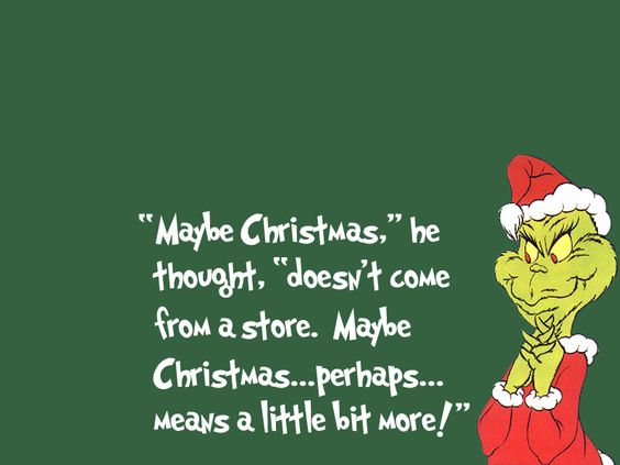 real meaning of christmas quotes | TheReal Meaning Of Christmas