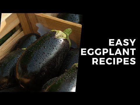 Easy Eggplant Recipes Tik Tok Compilation Youtube Eggplant Recipes Easy Eggplant Recipes Eggplant