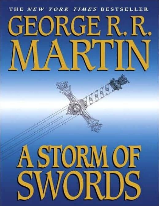 A Storm of Swords by George R. R. Martin (With images)   A storm ...