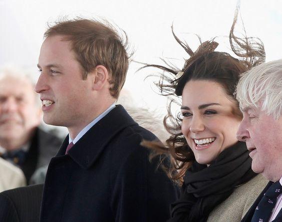 Kate Middleton Photos - Prince William and Kate Middleton visit Trearddur Bay RNLI Lifeboat Station - Zimbio