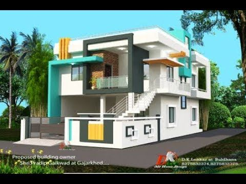 D K 3d Home Design Youtube Latest House Designs 3d Home