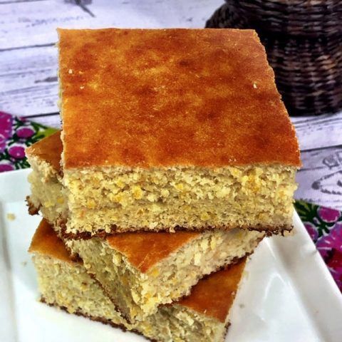 Easy Low Net Carb Cornbread Low Carb Recipes Low Carb Bread
