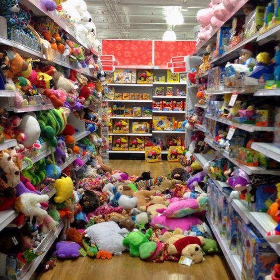 Boy Toys Toys R Us Aisles : The plush aisle at toys r us random things pinterest