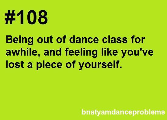 Dance Problems: