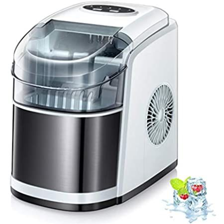 Amazon Com Countertop Ice Maker Portable Ice Making Machine With