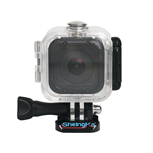 45m Underwater Waterproof Diving Housing Case Cover For Gopro Hero 4 5 Session Click Image To Review More Details This Is A Gopro Hero 4 Gopro Case Cover