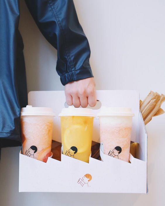 HEYTEA Singapore China's Popular Cheese Tea Shop Opening at ION Orchard 1-for-1 Promotion 10 Nov 2018