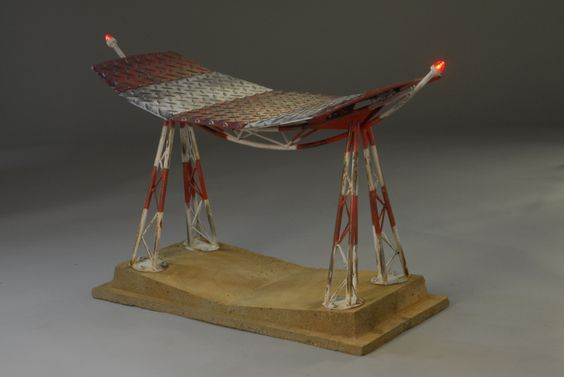 Chris Martin - The New Drummer (Chieftain Stool Series); painted #fabricated #steel #studiofurniture #functionalart