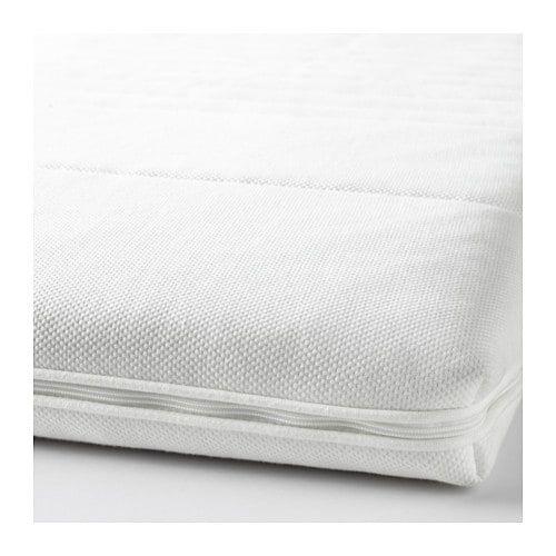 Tussoy Mattress Topper White Ikea Mattress Memory Foam Side