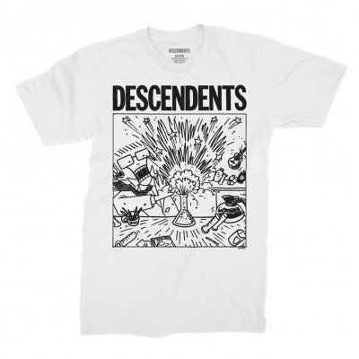 Browse Official Descendents Online Shop And Find Bestselling Exclusive Merch Wide Range Of Awesome Clothing Lps Cds And In 2020 Descendents Merch Tees T Shirts S